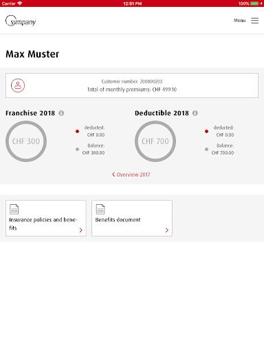 mySympany For PC Windows (7, 8, 10, 10X) & Mac Computer Image Number- 19