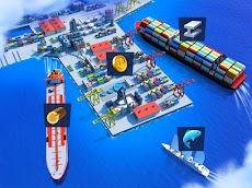 Sea Port: 都市建設&海上輸送の戦略シミュレーションゲームのおすすめ画像3