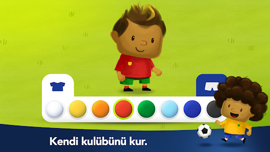 Fiete Soccer ocuklar i in Futbol Apk 2021 4
