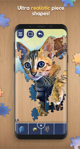 Just Jigsaws androidhappy screenshots 2