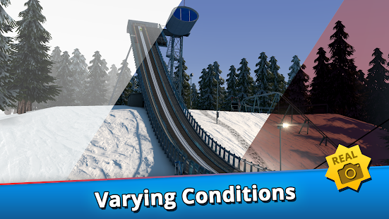 Ski Jumping 2021 0.9.81a Screenshots 12