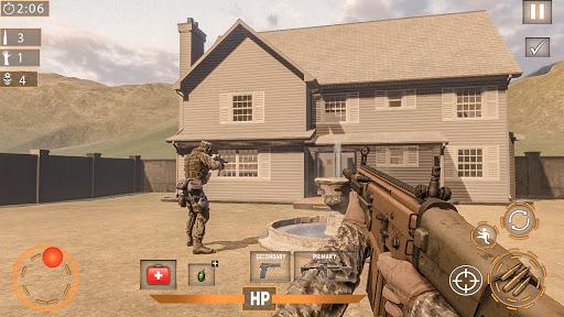 Modern Commando 3D: New Shooting- Army Games 2021 1.0.13 screenshots 12