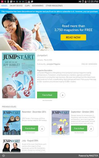 Jumpstart 7.7.5 Screenshots 9