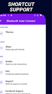 Bluetooth Auto Connect - Devices Connect