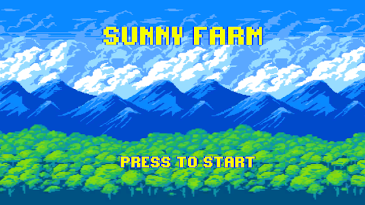 Sunny Farm - Pixel RPG Adventure Story 0.9