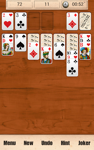 Solitaire free Card Game 2.2.2 screenshots 9