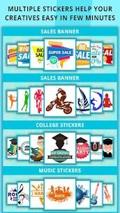 Poster Maker, Flyer Designer, Ads Page Designer 5