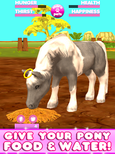 Virtual Pet Pony For PC Windows (7, 8, 10, 10X) & Mac Computer Image Number- 12
