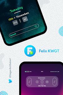 Felix KWGT 9.0.5 Apk 4
