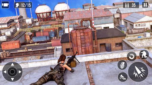 FPS Shooting games :Army Shooting Games 3.6 screenshots 2
