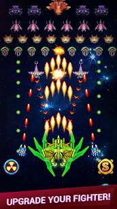 تحميل لعبة Galaxy sky shooting مهكرة للاندرويد [آخر اصدار] 1