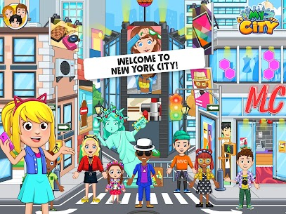 My City : New York For Android (MOD, Paid) 7