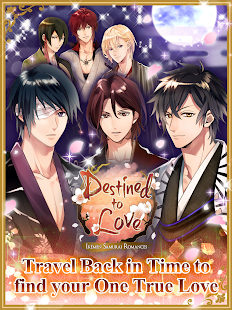 Destined to Love: Otome Game Screenshot