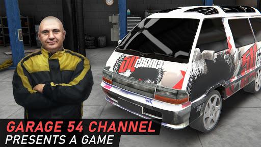 Garage 54 - Car Tuning Simulator Latest screenshots 1