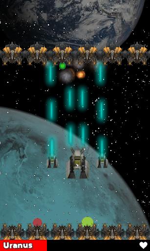 Spaceship Wargame 1 : Alien Shooter 3.8.95 screenshots 5