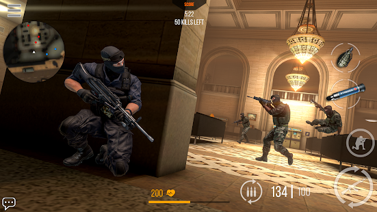 Modern Strike Online: Free PvP FPS shooting game Screenshot