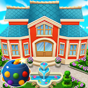 Home Sweet Home 3 – Cube Blast House Design Manor MOD APK 1.04 (Unlimited Money)