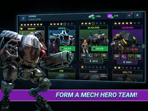Mech Tactics: Fusion Guards 1.1.3 screenshots 7