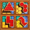 Block Puzzle Games: Wood Collection