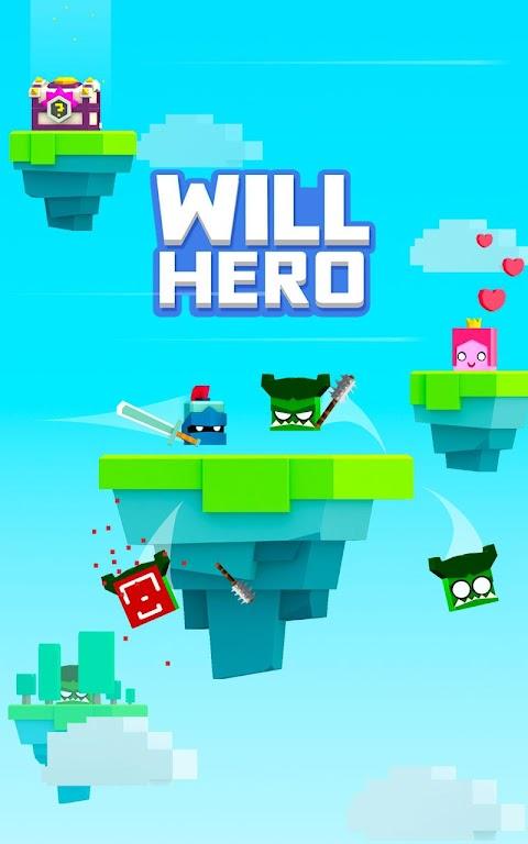 Will Hero poster 18