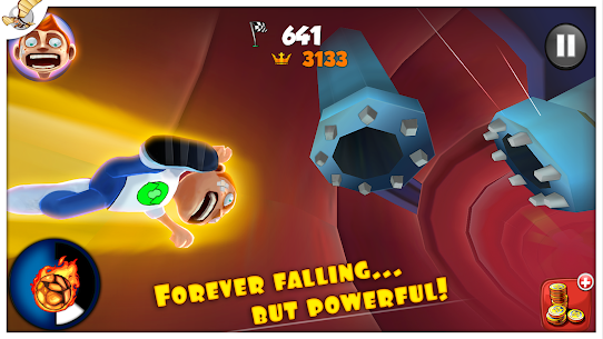 Super Falling Fred MOD APK (Unlimited Shopping) Latest Download 2