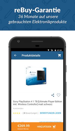 reBuy - Kaufen & Verkaufen 4.10.4 screenshots 5