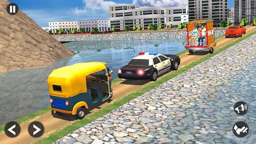 Tuk Tuk City Driving 3D Simulator 1.15 screenshots 1