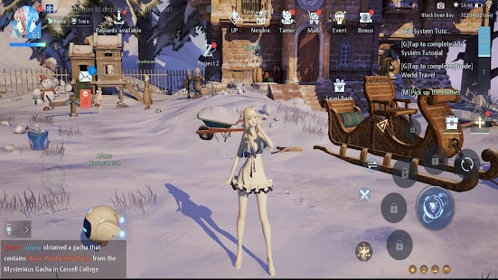 Dragon Raja Screenshot
