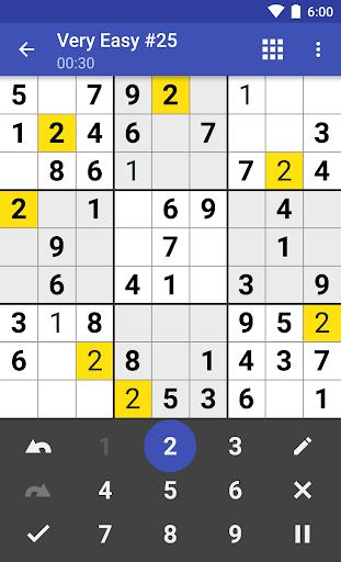 Andoku Sudoku 3 1.17.0 screenshots 3