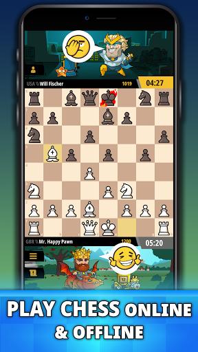 Chess Universe - Play free chess online & offline screenshots 1