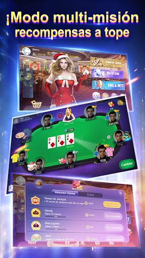 Texas Poker Español (Boyaa) 6.2.0 screenshots 1
