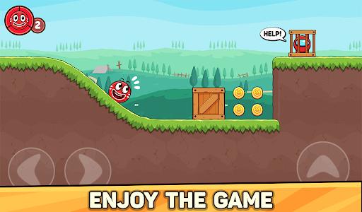 Roller Ball Adventure: Bounce Ball Hero android2mod screenshots 17