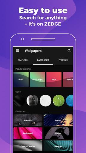 ZEDGEu2122 Wallpapers & Ringtones 7.4.6 Screenshots 3