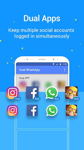 dual apps screenshot 1