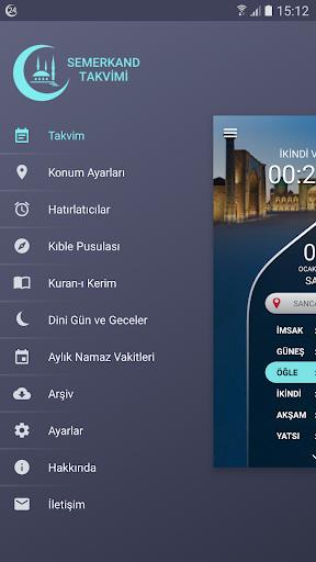 Semerkand Takvimi Yeni 1.9.7 Screenshots 1