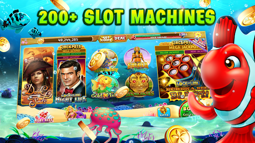 Gold Fish Casino Slots - FREE Slot Machine Games  screenshots 12