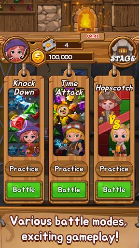 Jewels Time : Endless match 2.10.1 screenshots 5