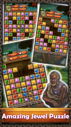 Gem Quest - New Jewel Match 3 Game of 2021 1.1.9 screenshots 8