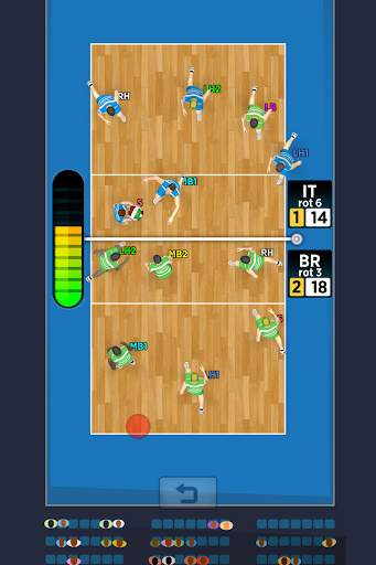 Spike Masters Volleyball 5.2.5 screenshots 4