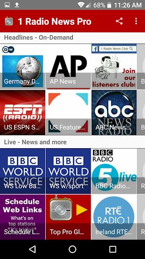 1 Radio News Pro For PC Windows (7, 8, 10, 10X) & Mac Computer Image Number- 9