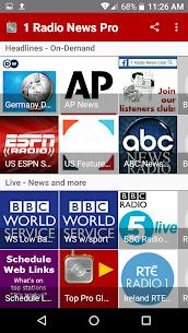 1 Radio News Pro APK 5