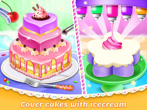 Ice Cream Cake Maker: Dessert Chef  Screenshots 8