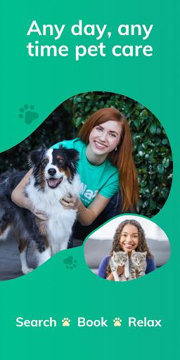 Wag! - 5-Star Dog Walking, Sitters & Pet Care 2.1.0 screenshots 1