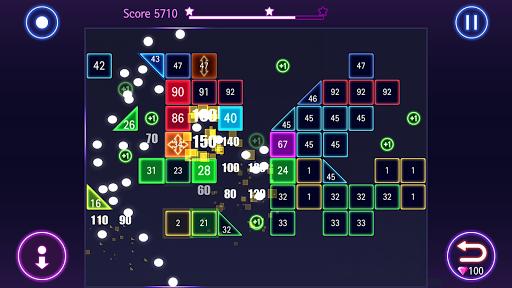 Bricks Breaker Hit - Glow Balls 1.0.14 screenshots 1