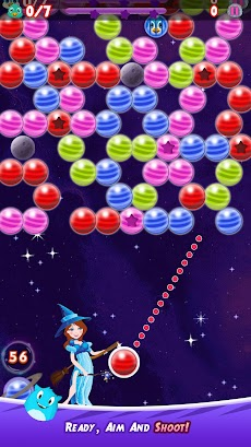 Bubble Shooter Magicのおすすめ画像5