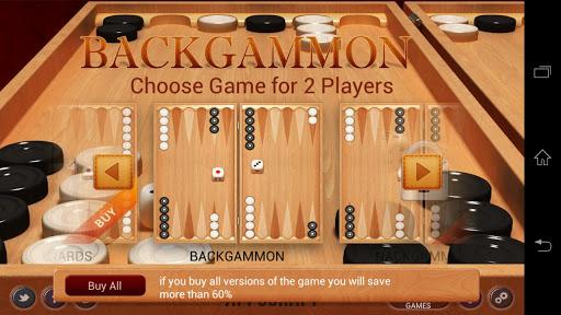Backgammon 3.5 Screenshots 2