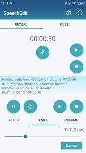SpeechEdit Apk 1.1 (Paid) 5