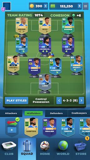 Matchday Manager - Football apkdebit screenshots 4