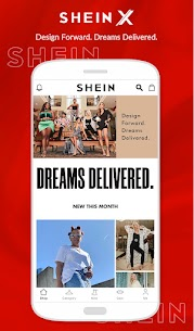 SHEIN – The Hottest Trends  Fashion Apk 3