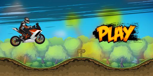 KTM Climb - Moto Bike Race Climb  screenshots 1